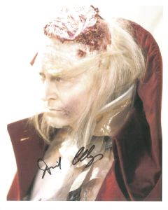David Collings Doctor Who Autograph #4